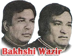 Bakhshi Wazir - the music due