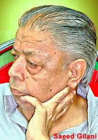 Saeed Gilani