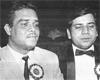 Ahmad Rushid and Masood Rana