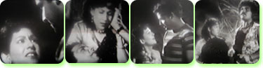 Sawarn Lata, Santosh and Allauddin in Sherhri Babu